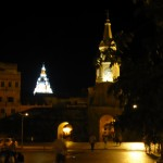 Cartagena at night II.