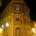 Cartagena at night III.