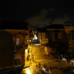 Cartagena at night IV.