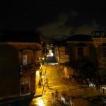 Cartagena at night IV.