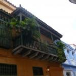 With beautiful balconies.