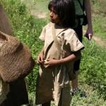 Indigenous Kogi child. Beatiful people!