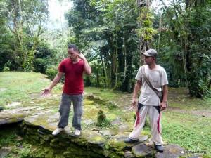 Carlos y Antonio!