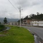 """A view of the """"real Ecuador"""" as Vinicio said."""