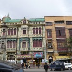 Old building.