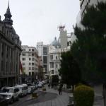 Downtown La Paz.