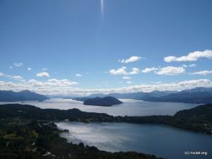 View from Cerro Campanario.