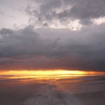 Sunset over the Salar VII.
