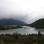 Refugio Dickson and Rio Paine.