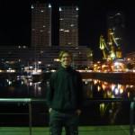 Me at Puerto Madero.