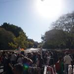 Market in San Telmo.