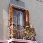 Balcony I.