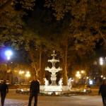 Me at the Plaza de la Constitución.