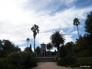Parque Santa Teresa. A lot of palms.