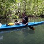 Heavy paddling ;-)