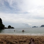 Rest at Railay West.