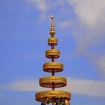 Prayer bell.