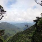 ... up to Gunung Batu Brinchang.