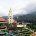 Pagoda of the Ten Thousand Buddhas.