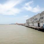 Penang waterfront.