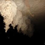 Inside Lang Cave.