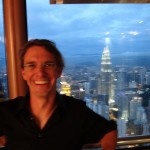 Me at the KL Tower.