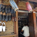 I still don't know, why you need any of these shoes in a tiny mountain village.