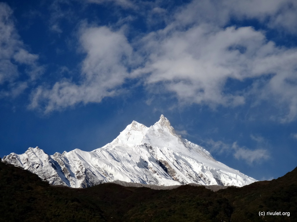 Manaslu (8156 m).