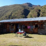 Our lodge in Samagaon.