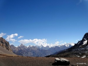 Tibetan Himalaya.
