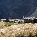 Samdo: Mediaeval village.