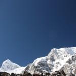 Micha & Mountains.