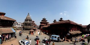 After Pokhara, we explored the Durbar Square in Patan.