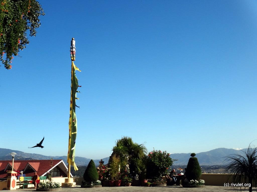 Kopan Monastery.