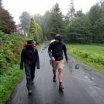 Saxon Switzerland National Park: Rainy start...