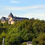 First destination: Waldeck castle.