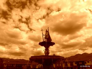 Cusco. Capital of the Inka empire.