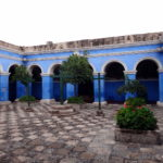 The Monasterio de Santa Catalina.