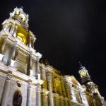 Peru's white city.